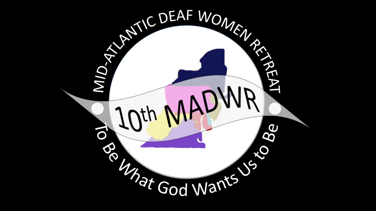 Mid-Atlantic Deaf Women Retreat | September 27-29  2019